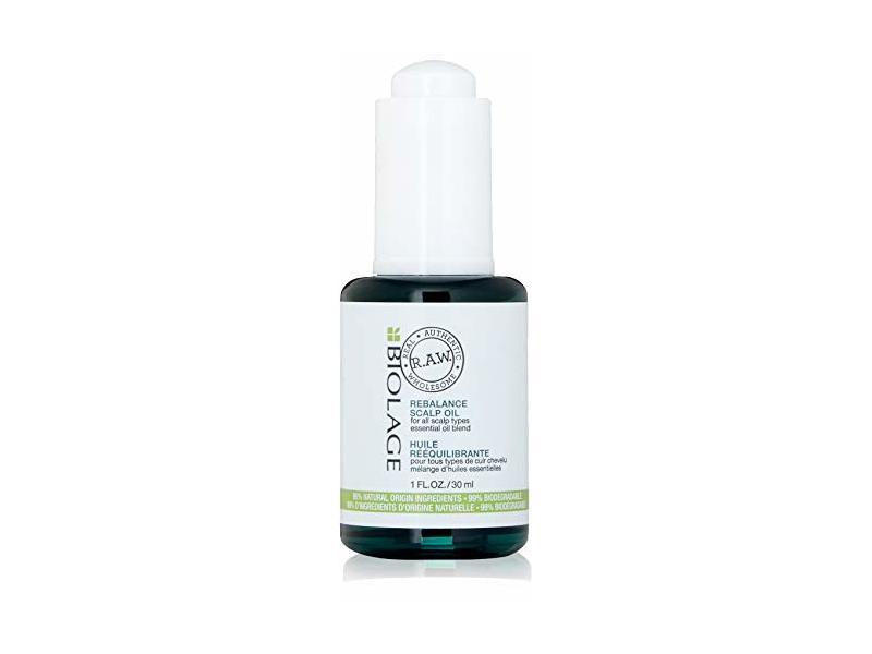 BIOLAGE R.A.W. Scalp Care Rebalance Scalp Oil, 1 Fl oz