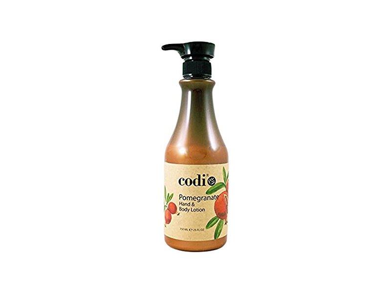 Codi Hand and Body Lotion, Pomegranate, 25 fl. oz./750ml