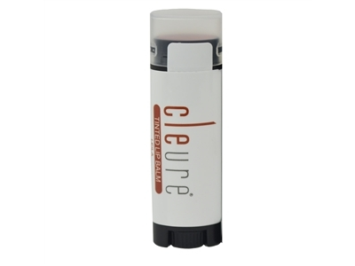 Tinted Lip Balm with Shea Butter - Leila - Image 1
