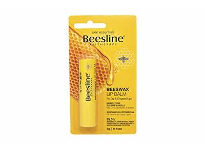 Beesline Beeswax Lip Balm, 0.14 oz / 4 g