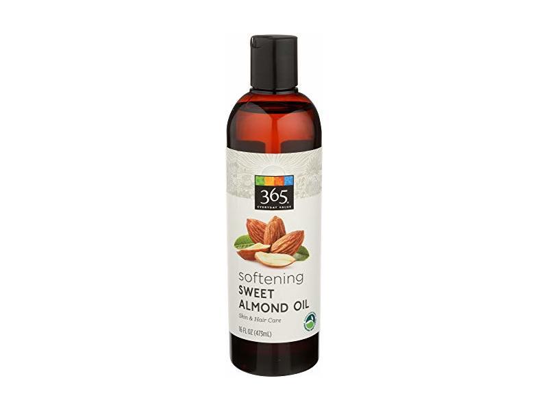 365 Everyday Value, Sweet Almond Oil, 16 oz