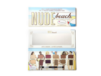 theBalm Nude Beach Eyeshadow Palette - Image 2
