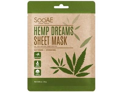 SooAE Hemp Dreams Sheet Mask