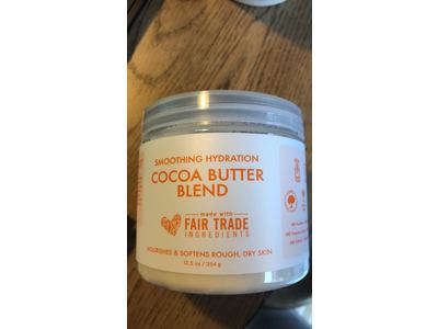 SheaMoisture Smoothing Hydration Cocoa Butter Blend, 12.5 oz - Image 3