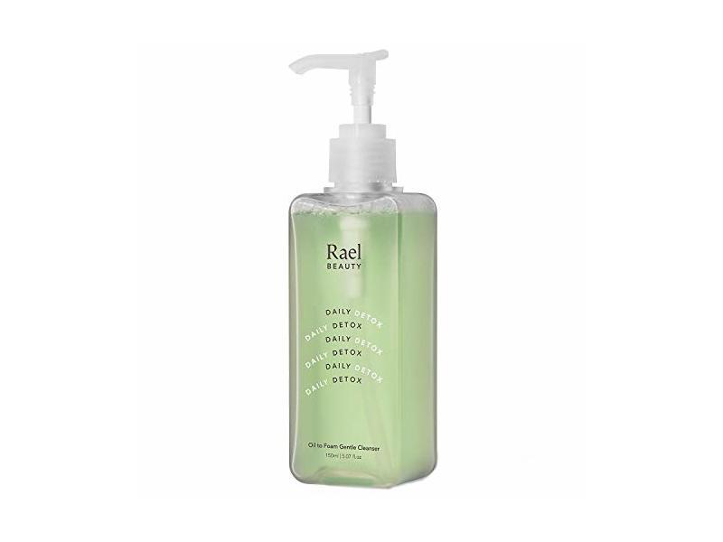 Rael Daily Detox Oil to Foam Cleanser
