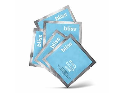 Bliss That's Incredi-peel Glycolic Resurfacing Pads, 5 ct