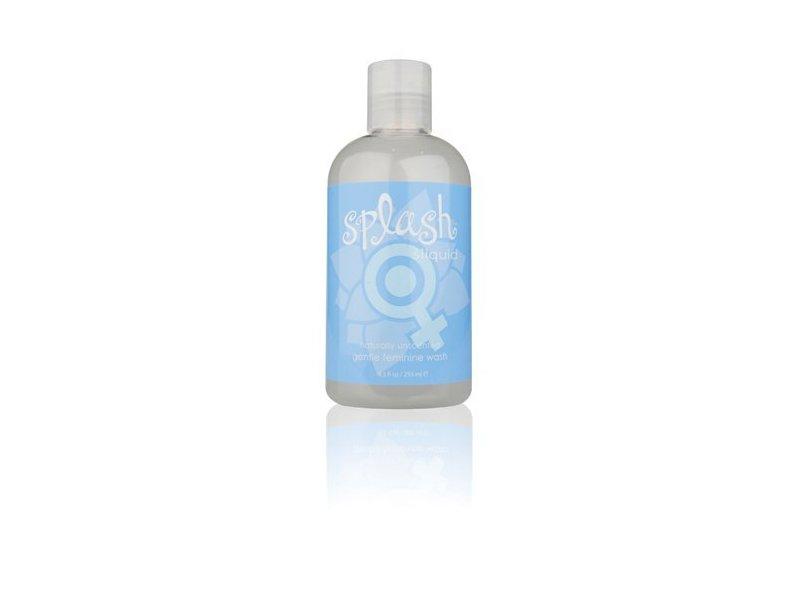 Sliquid Splash Feminine Wash, Unscented, 8.5 Ounce