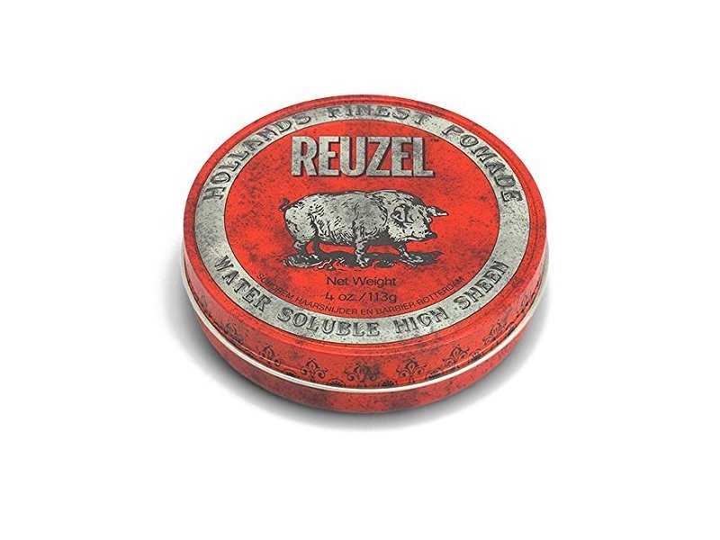 REUZEL Hair Pomade, Red, 4 oz