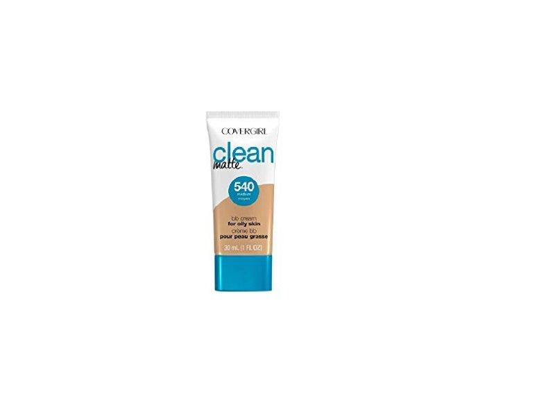 Covergirl Clean Matte Bb Cream, Light/Medium, 1 fl oz