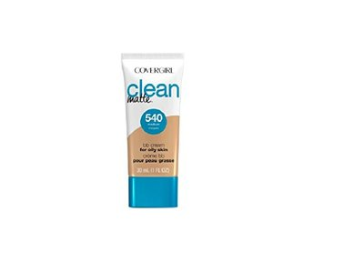 Covergirl Clean Matte Bb Cream, Light/Medium, 1 fl oz - Image 1
