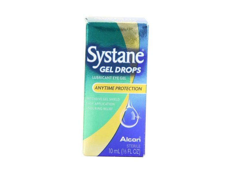 Systane Gel Drops Lub Eye Gel, 10 Ml