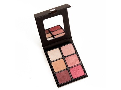 Viseart Theory Eyeshadow Palette, Nuance, 0.42 oz