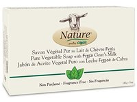 Nature by Canus Vegetable-Based Soap, Fragrance-Free, 5 oz - Image 2