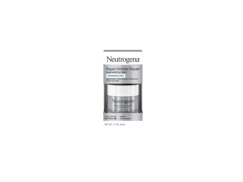 Neutrogena Rapid Wrinkle Repair Hyaluronic Acid & Retinol Face Cream