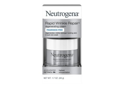Neutrogena Rapid Wrinkle Repair Hyaluronic Acid & Retinol Face Cream