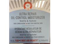First Aid Beauty Ultra Repair Oil Control Moisturizer, 1.7 fl oz/50 mL - Image 3