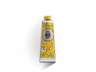 L'Occitane Shea Butter Delightful Tea Light Hand Cream, 30 mL