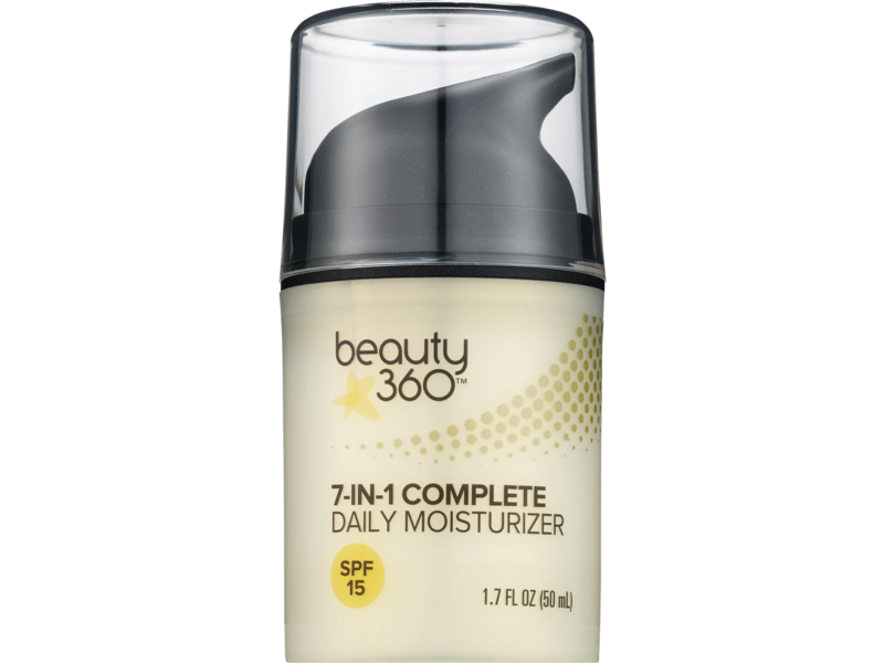 Beauty 360 7-in-1 Complete Daily Moisturizer SPF 15
