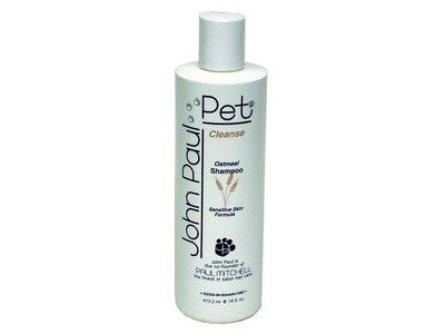 John Paul Pet Oatmeal Shampoo, 16 Ounce