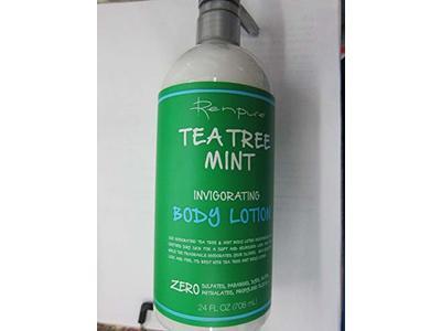 Renpure Tea Tree Mint Invigorating Body Lotion, 24 fl oz