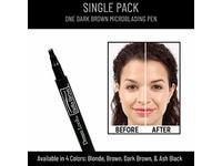 Bella Brow By Dream Look, Microblading Eyebrow Pen with Precision Applicator, Dark Brown, .07 oz - Image 5