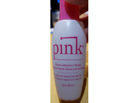 Pink Silicone Lubricant For Women, 2.8 oz/80 mL - Image 3