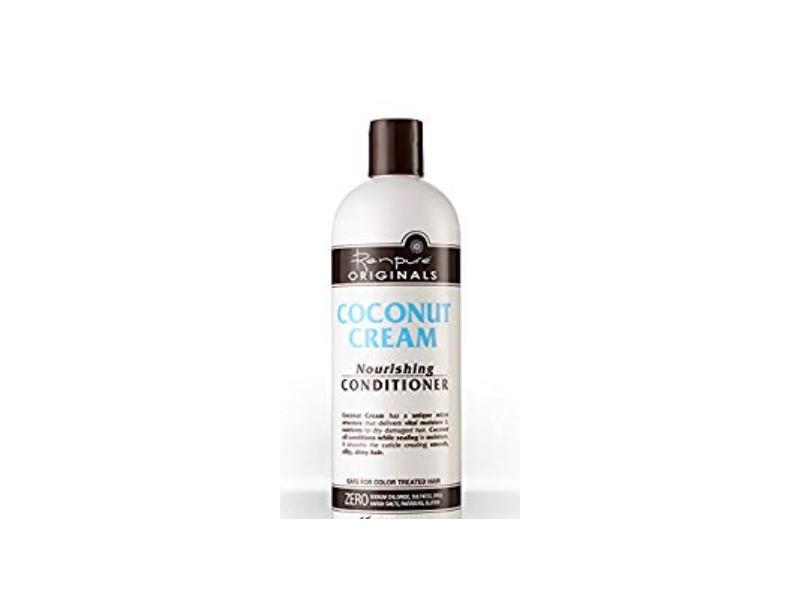 Renpure Originals Nourishing Conditioner, Coconut Cream, 12 fl oz
