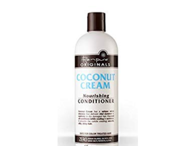 Renpure Originals Nourishing Conditioner, Coconut Cream, 12 fl oz