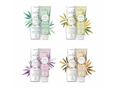 Attitude Natural Color Protection Shampoo, Super Leaves, 16 fl oz - Image 10