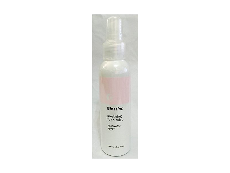 Glossier Soothing Face Mist Rosewater Spray, 4 oz