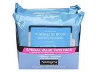 Neutrogena Makeup Removing Wipes, 25 Count, Twin Pack - Image 2