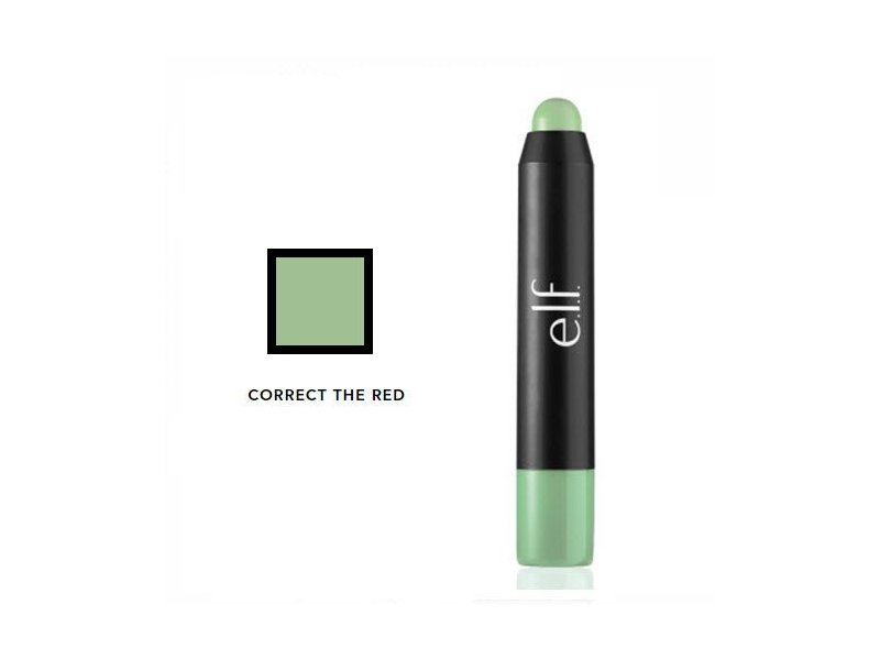 E.L.F. Cosmetics Color Correcting Stick, 83212 Correct The Red, 0.6 Ounce