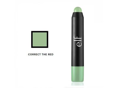 E.L.F. Cosmetics Color Correcting Stick, 83212 Correct The Red, 0.6 Ounce - Image 1