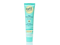 CoTZ Face Prime & Protect SPF40 Mineral Sunscreen, Non-Tinted, 1.5 oz - Image 3
