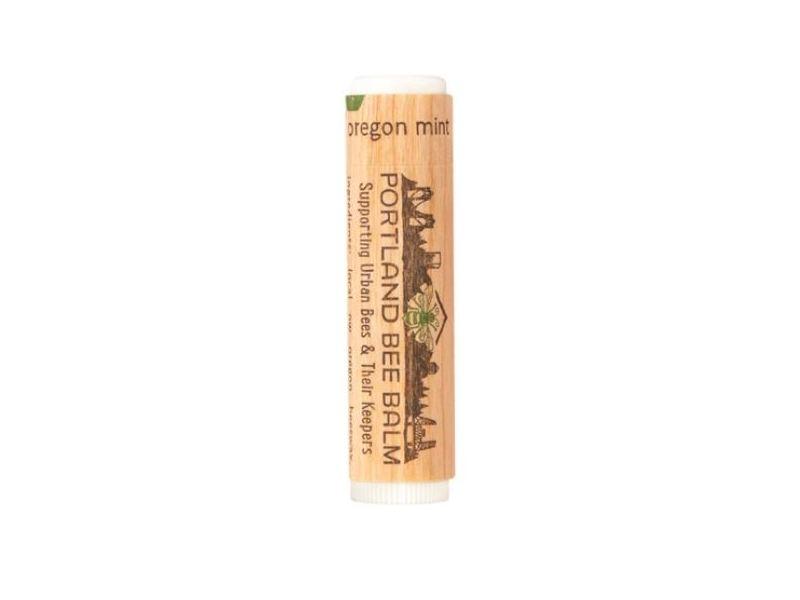 Portland Bee Balm Stick, Oregon Mint, 0.15 oz