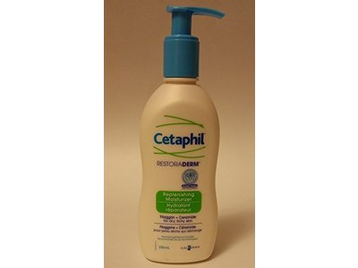 Cetaphil RestoraDerm Replenishing Moisturizer, 10 oz