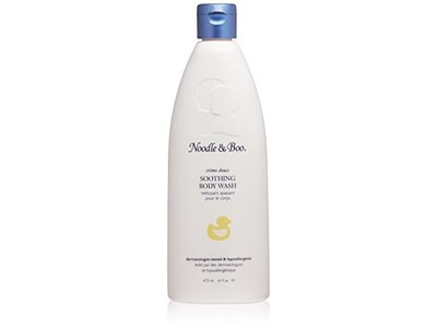 Noodle & Boo Soothing Body Wash, 16 Fluid Ounce - Image 1