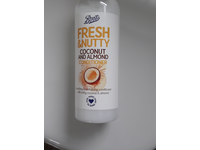 Boots Fresh & Nutty Coconut And Almond Conditioner, 500 mL/16.9 fl oz - Image 3
