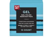 Walgreens Gel Nail Polish Remover Pads, 10 pads - Image 2