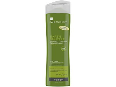 Paula's Choice Earth Sourced Perfectly Natural Cleansing Gel with Aloe 6.7oz
