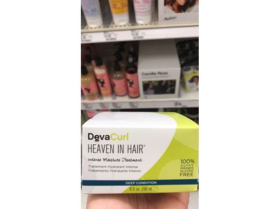 Deva: DevaCurl Heaven In Hair Moisture Treatment, 8 oz - Image 3