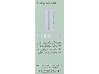Clinique Dramatically Different Moisturizing Lotion+, Very Dry To Dry Combination, 1.7 fl oz - Image 3
