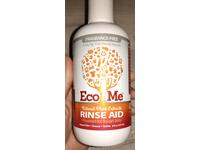 Eco-me Dishwashing Rinse Aid, Fragrance Free, 8 fl oz/237 ml - Image 4