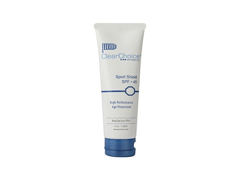 ClearChoice-Sport Shield Sunscreen SPF+ Lotion , 4 oz