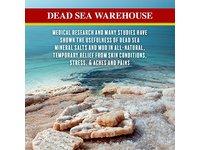 Dead Sea Warehouse Amazing Mineral, Bath Salts, 5 Pound - Image 11