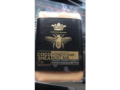 Bath & Body Works CocoShea Honey Honeycomb Body Bar Soap, 6 oz - Image 3