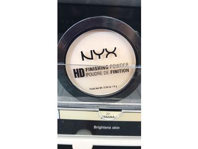 NYX HD Finishing Powder, Banana HDFP02, 0.20 oz - Image 3