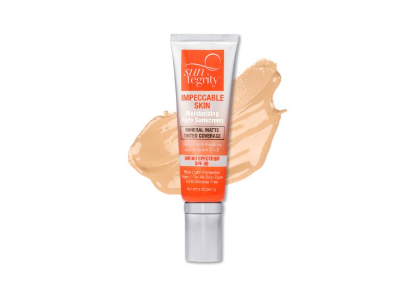 Suntegrity Impeccable Skin Moisturizing Face Sunscreen SPF 30, 2 fl oz