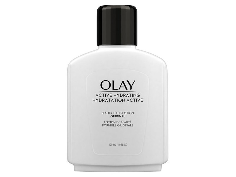 Olay Active Hydrating Beauty Moisturizing Lotion, 4 fl oz