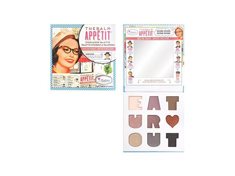 theBalm Appetit Eyeshadow Palette, 0.476 oz
